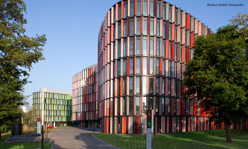 Cologne Oval Offices, Köln